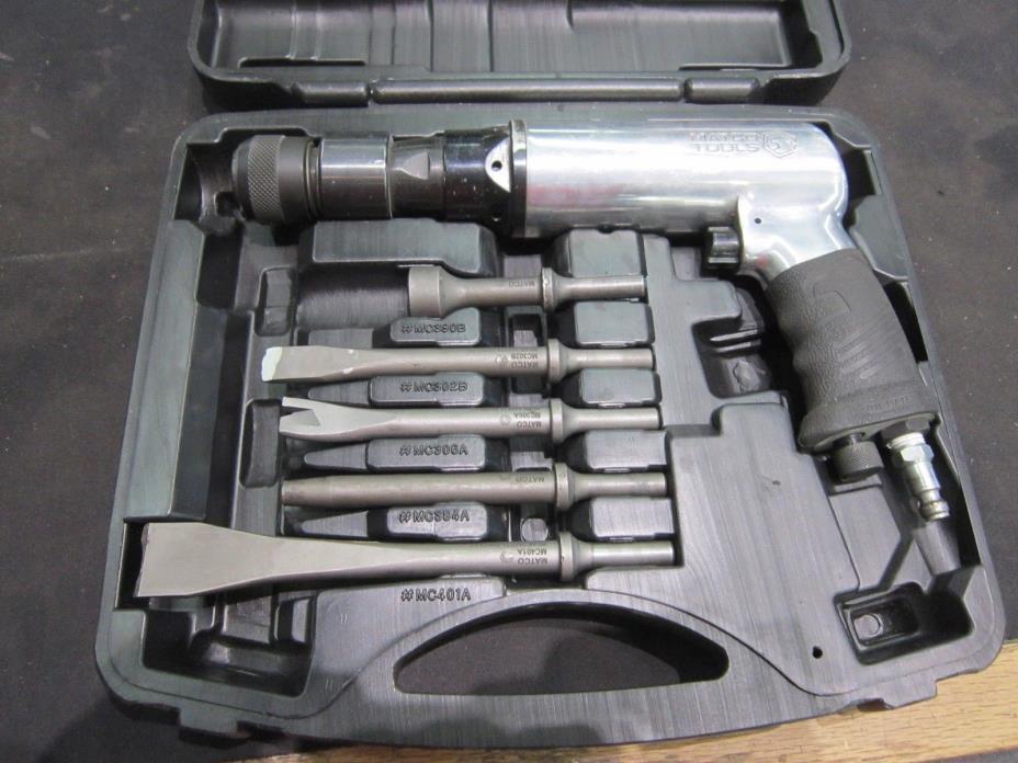 Matco Tools MT1724 Long Barrel Air Hammer Kit 250MM