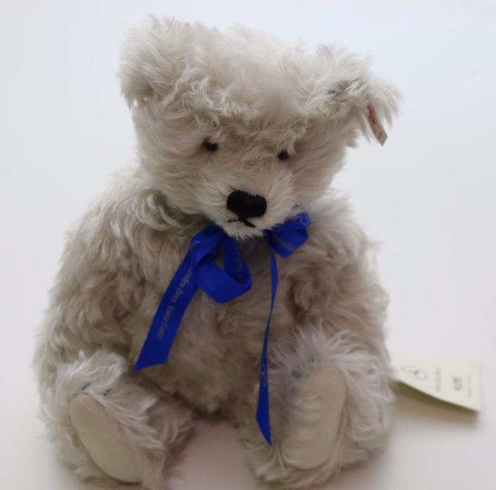 Steiff EAN 665837 Mercedes Benz Teddy Bear Plush Growler