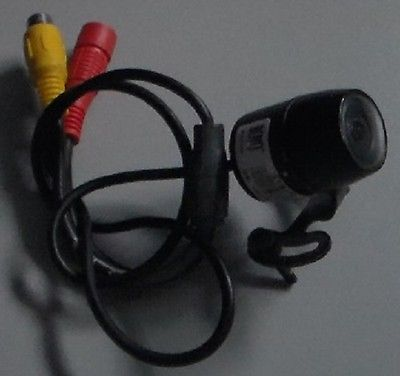 Boyo VTB170 Rear-View Small Bracket Camera