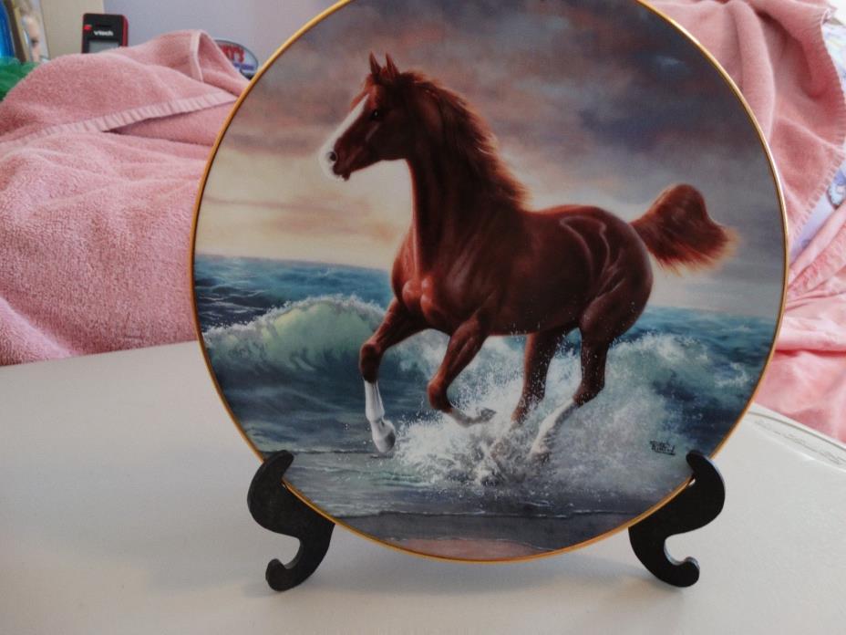 Hamilton Collector Plate: