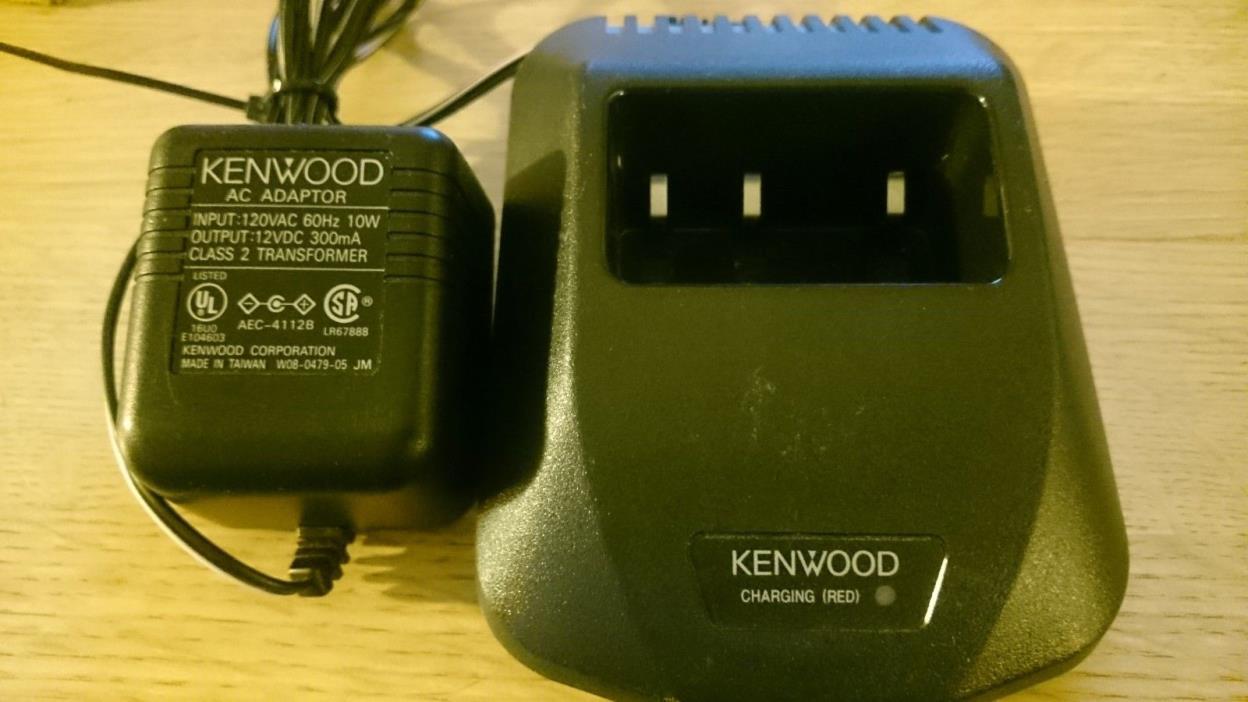 Kenwood KSC17 Charger KSC-17  #3901