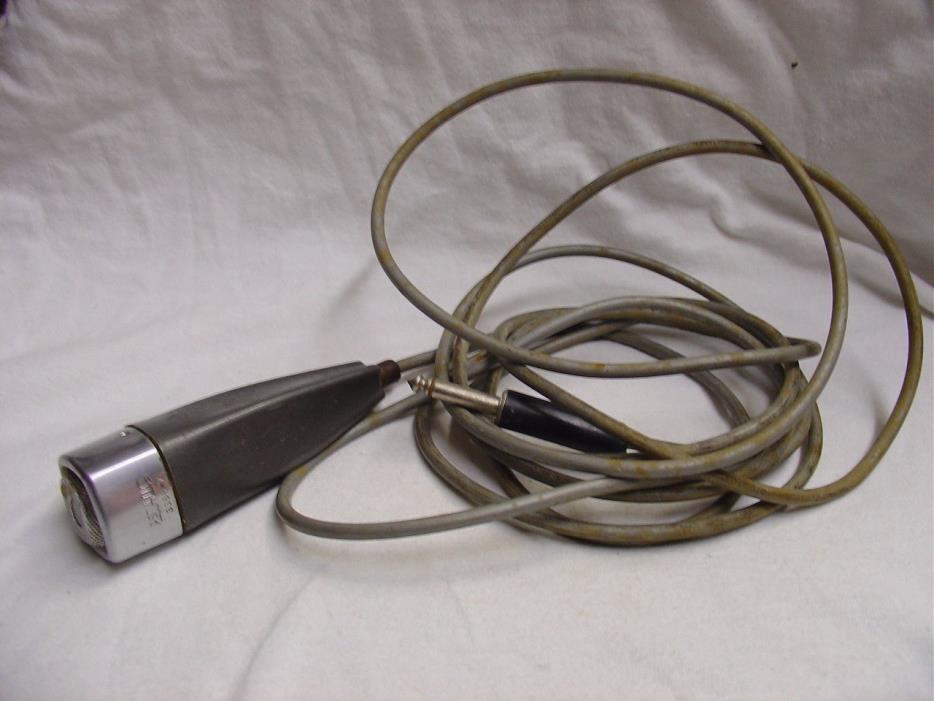 Vintage Astatic 335H-7 Microphone