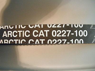 Arctic Cat 0227-100 Drive Belt