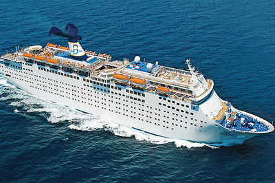 Caribbean Cruise Line Tickets for Two persons to the Bahamas