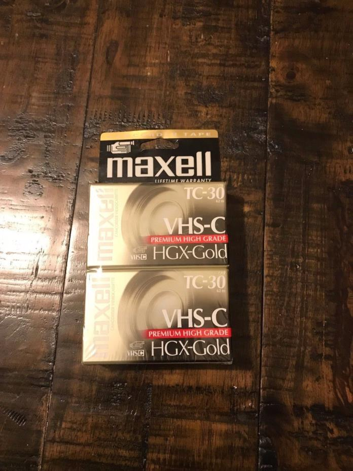 MAXWELL CAMCORDER TAPE