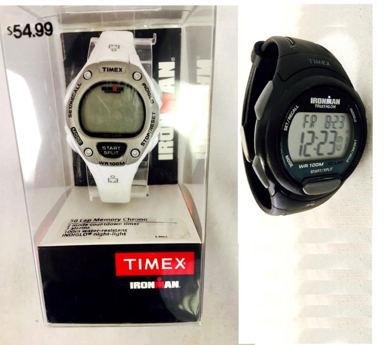Lot of 2 Timex Ironman Watch, Not Working - DK10_70
