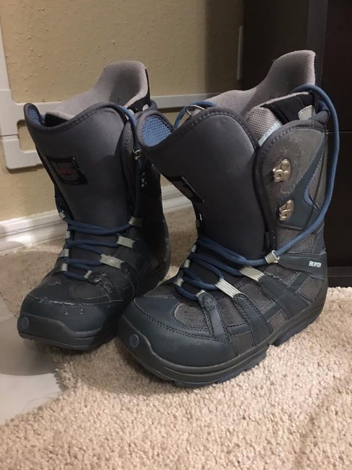 Burton Moto Snowboarding Boots (Woman's 8 US)