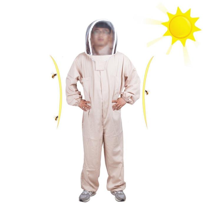 Bee Protective Clothing,Bee Proof Suits Alize Professional Bee Keeper's Suit