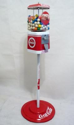 gumball machine Coca cola  man cave bar gift Americana novelty Coke memorabilia