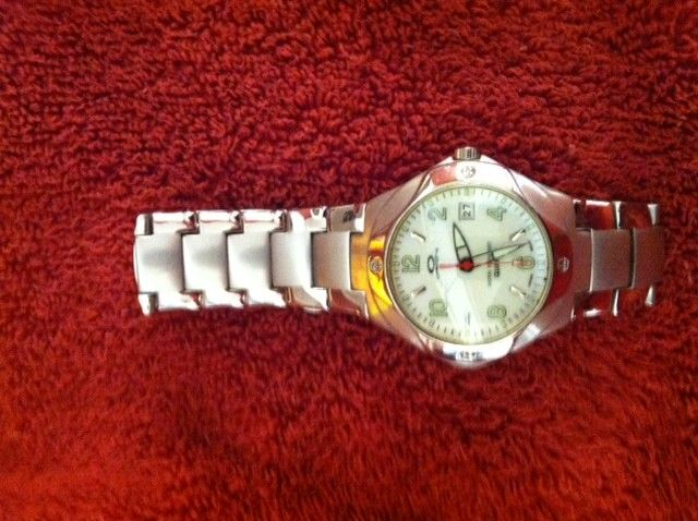 Man's Vintage Oakley Wristwatch OKL2000