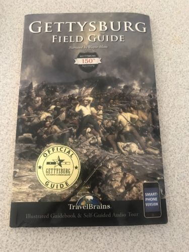 GETTYSBURG ILLUSTRATED FIELD GUIDE SELF GUIDED