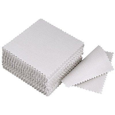 Outus Jewelry Cleaning Cloth Polishing For Sterling Silver Gold Platinu