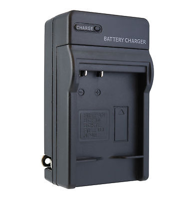 Panasonic Lumix DMC-FS7, DMC-FS15, DMC-F3 Camera TechFuel Battery Charger