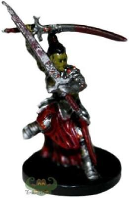Kalliroth, Githyanki Pirate #24 Lords of Madness NM D&D Miniatures