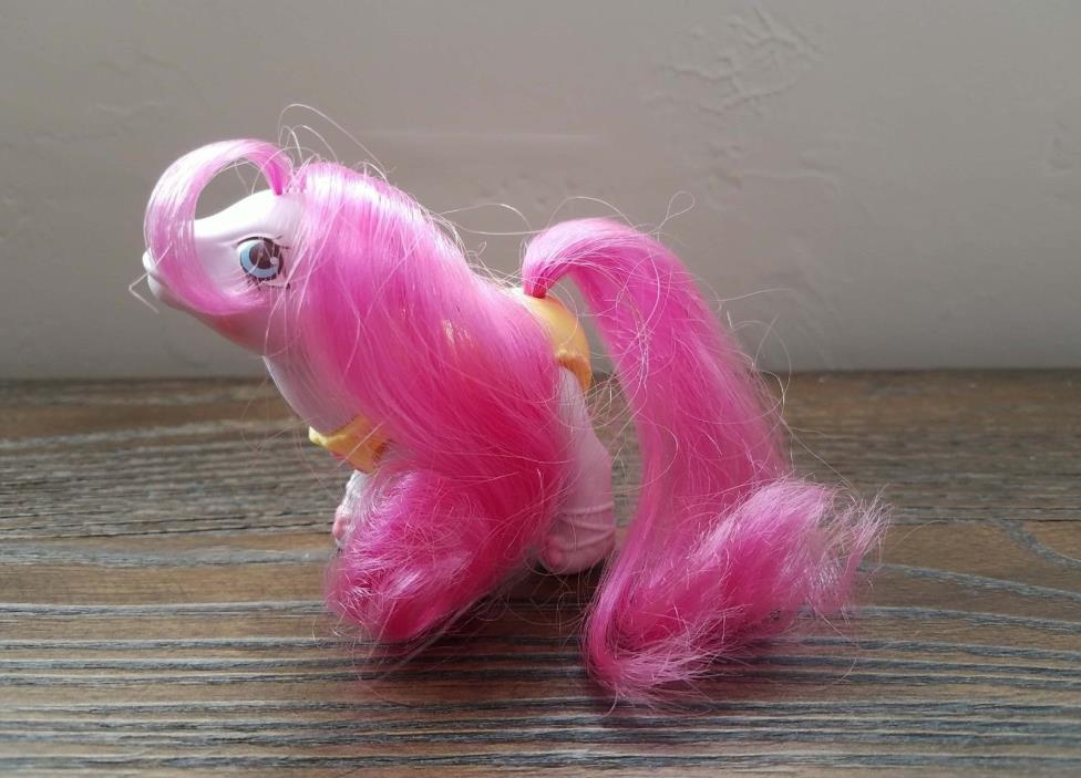 MLP My Little Pony/Ponies G1 Vintage Baby Sweetsteps Ballerina Sweet Steps