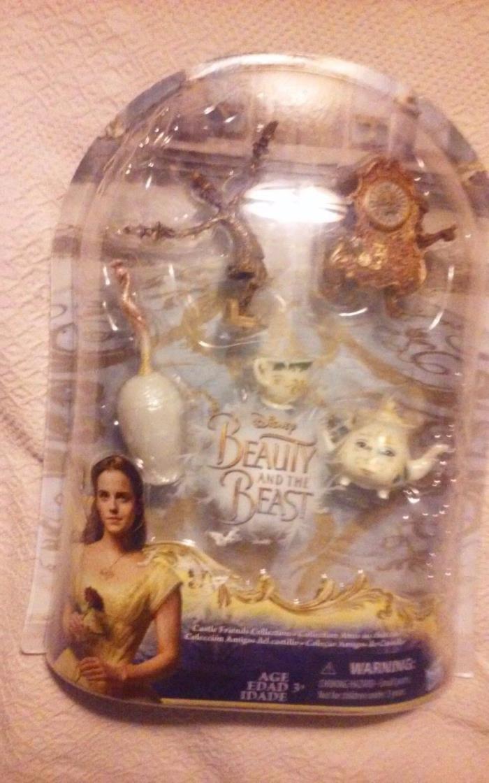 Disneys Beauty and the Beast set 2016