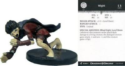 Wight #52 Harbinger D&D Miniatures DDM NM D&D Miniatures
