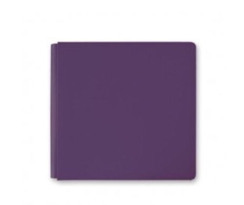Creative Memories 12x12 Eggplant Purple Album Cover, NIP