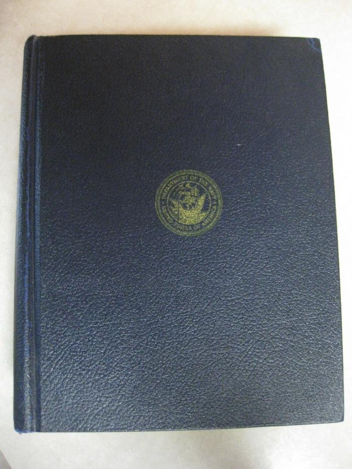 Civil War Naval Chronology 1861-1865  1971