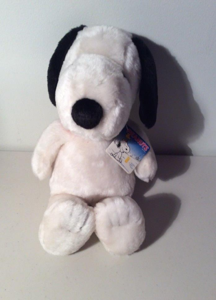 Kohl Cares For Kids Peanuts Snoopy Stuffed Plush Animal Toy With Tags