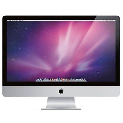Apple iMac 27 Core i7-860 Quad-Core 2.8GHz All-in-One Computer - 4GB 1TB DVD±RW/