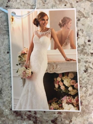 Stella York Conservative 2015 Wedding Dress!