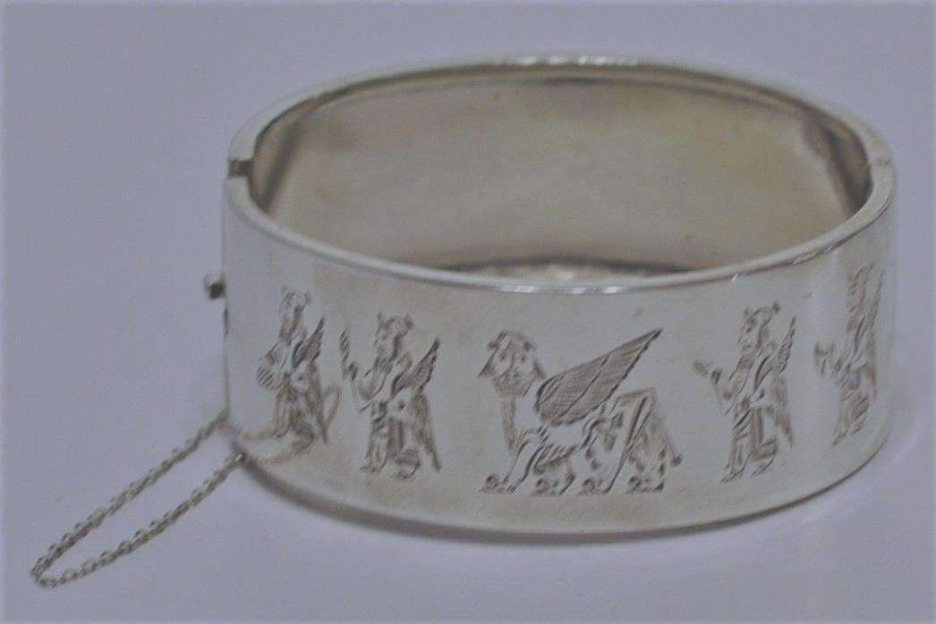 Egyptian Silver Bracelet For Sale Classifieds