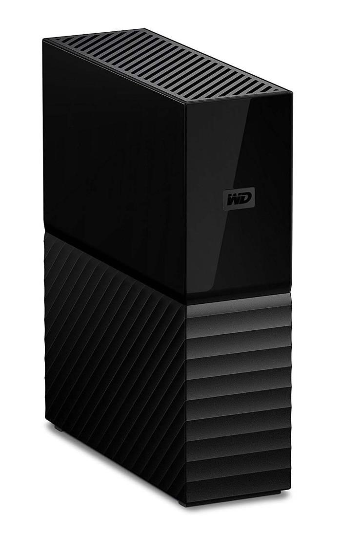 WD My Book 4TB External Hard Drive USB 3.0 For PC & Mac! Time Machine Compatible