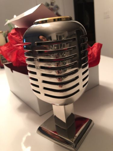 Microphone Pen Holder From Ron Robinson