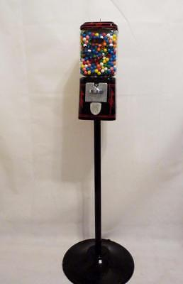 Ford Mustang car vintage candy gumball machine Acorn glass  bar accessories