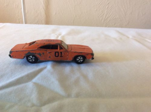 Vintage 1981 Ertl Replica General Lee Dukes Of Hazzard Car