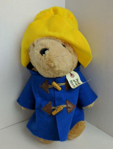 Paddington Bear Vintage Sears 15