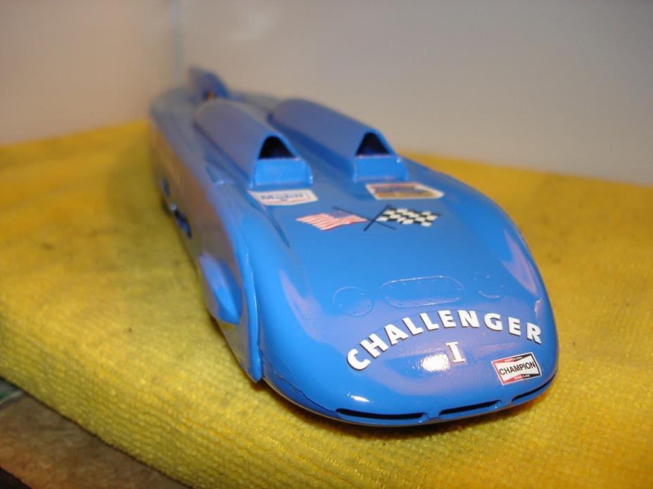 Vintage Revell 1962 Challenger I Bonneville 1/24  SLOT CAR  offered by MTH