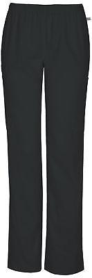 WW Flex 44200AT Women's Mid-rise Straight Leg Elastic Waist Pant