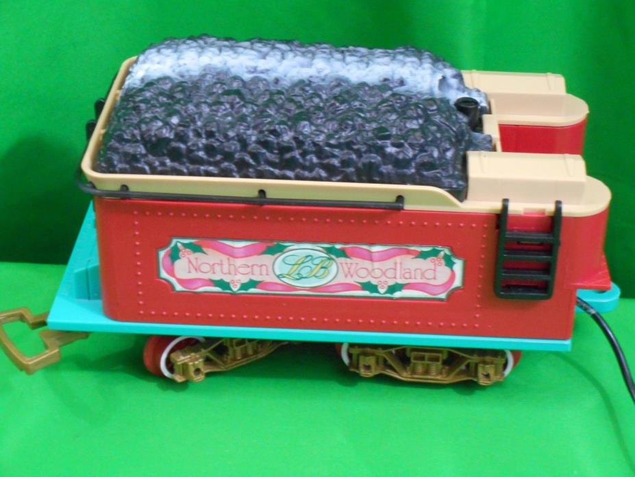 THE LOGGER BEARS EXPRESS TRAIN MODEL 181 COLLECTIBLE (COAL TENDER CAR ONLY)