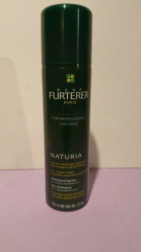 NEW Rene Furterer Naturia Dry Shampoo Spray 3.2 oz