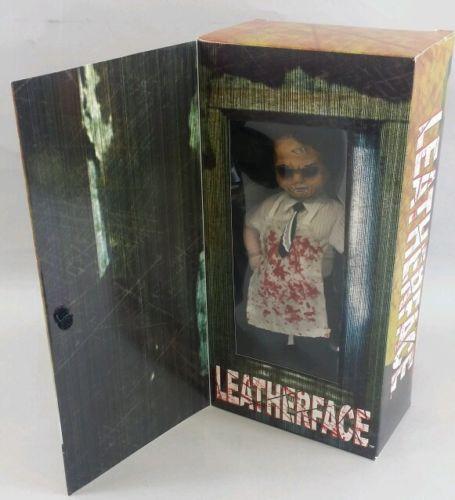 Living Dead Dolls Leatherface Texas Chainsaw Massacre Mezco Toys Figure NIB