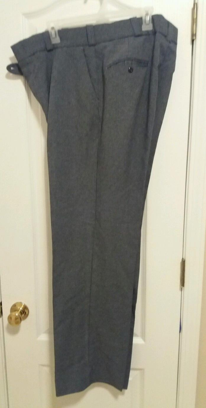 Flying Cross By Fechheimer Light Blue Uniform Pants Mens Size 38 Regular