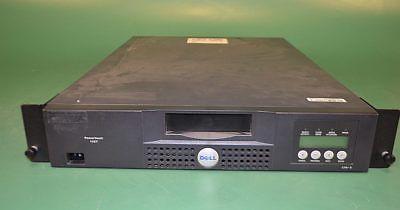 Dell PowerVault 122T Autoloader External Rackmount Tape Drive