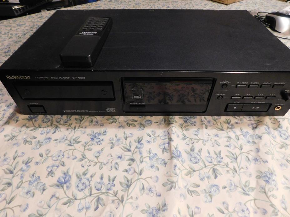 Kenwood Compact Disc DP 1520