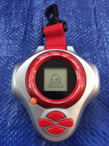Bandai Digimon Season 3 D-Power Digivice Red USA