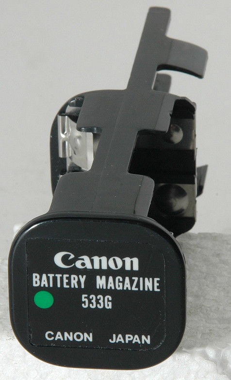 Canon Battery Magazine for the 533G Flash Unit, 6 battery holder