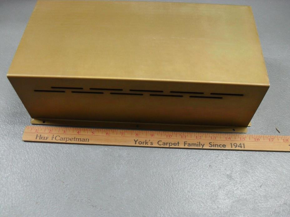 Aluminum Chassis Electrical Enclosure Ballast Box