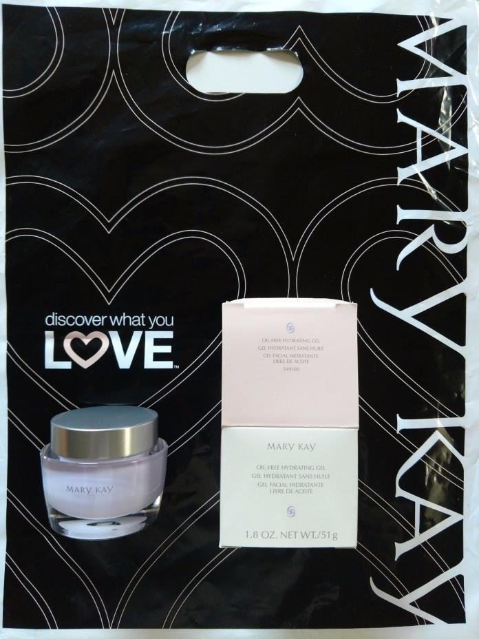 Mary Kay Oil-Free Hydrating Gel (discontinued pkg) *NIB*