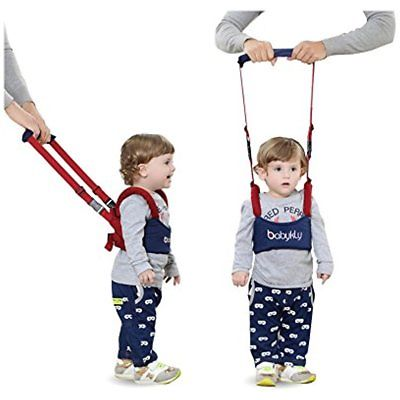 Handheld Baby Walker Toddler Safety Harness Prevent Falling Safe