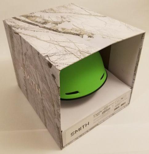 NEW Smith Camber MIPS Helmet Men's Medium Matte Reactor Gradient Green Gray Grey