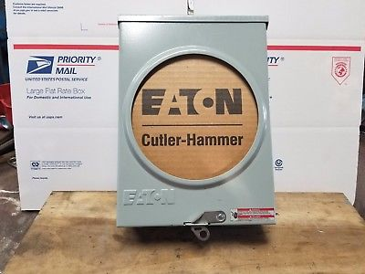 125 amp Eaton meter socket/base