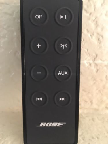 Lot of 30 - GENUINE Bose Soundlink Wireless Music System Remote Control