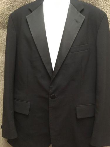 Ralph Lauren CHAPS Tuxedo Jacket Winter Formal Wedding Prom  43L