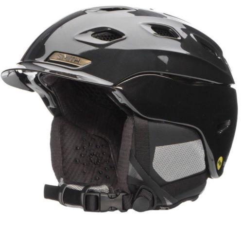 Smith Optics Women's Adult Vantage Snow Sports Helmet, size M, color Black Pearl